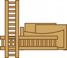 家具などの解体もできる不用品は解体していただくと回収費が安くなります。
